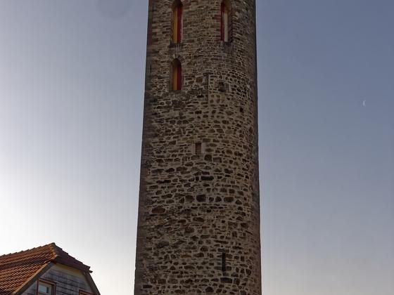 Schrot Turm in Hann. Münden
